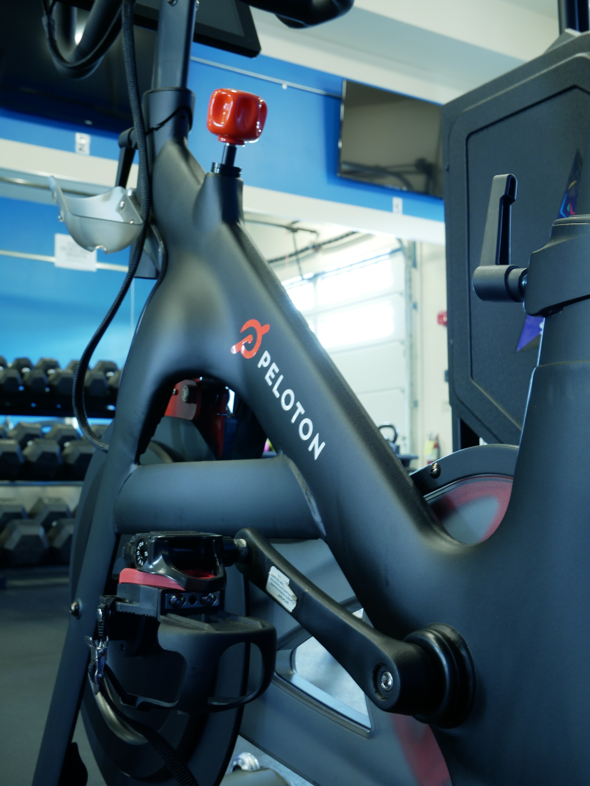 peloton bike spinning crested butte gym fitness center