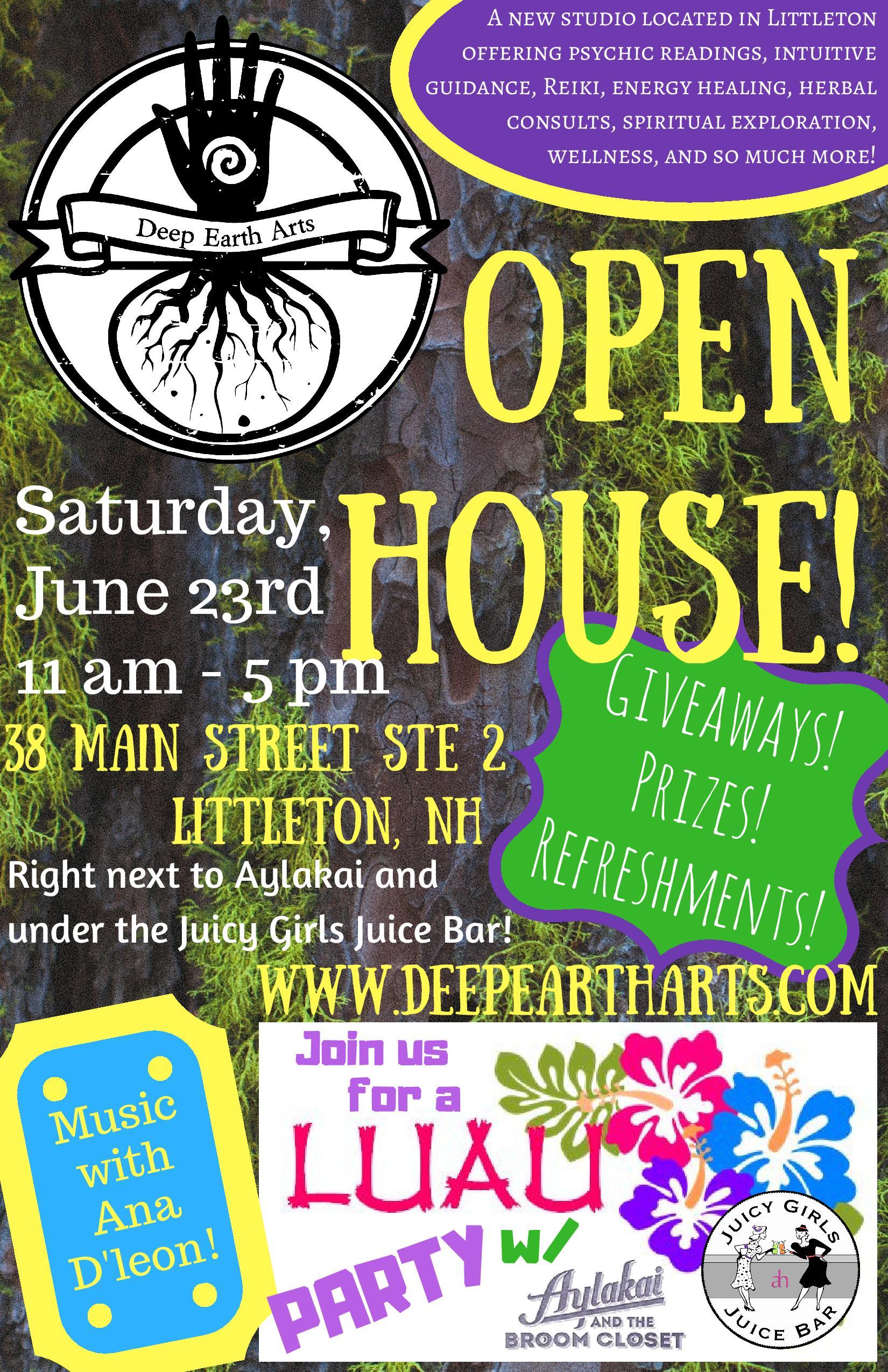 OpenHouse!