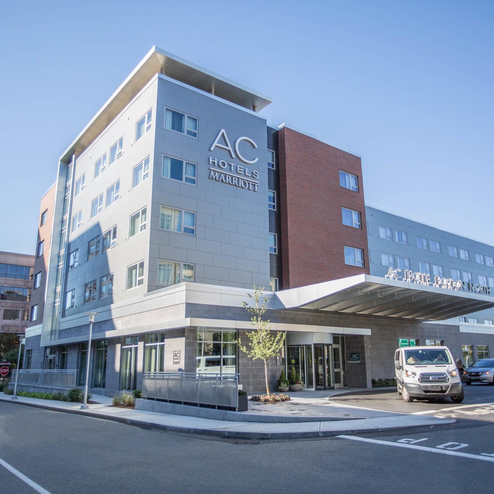 AC Hotel by Marriott   82,682 Square Feet AC Brand Hotel Contractor: ProCon Boston, Massachusetts