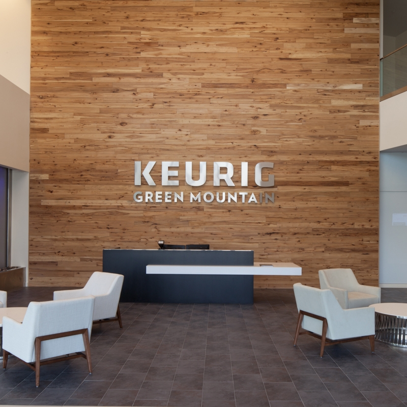 Keurig Green Mountain   Burlington, Massachusetts Corporate Headquarters 600,000 Square Feet WB Engineers + Consultants