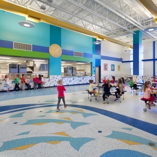 Bresnahan Elementary School   110,000 Square Feet Newburyport, Massachusetts Contractor: CTA Architect: HMFH