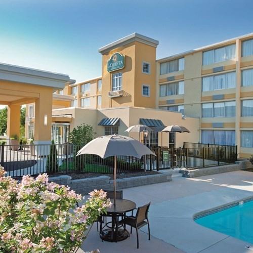 La Quinta Inn & Suites   Hotel Renovation 109 Rooms Contractor: ROK Builders Architect: BMA Architectural Group