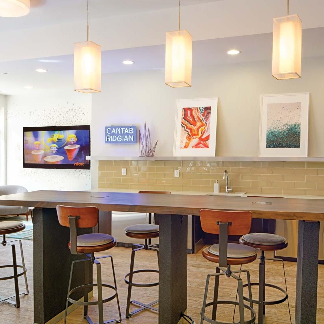 Axiom Apartments   Mixed-use Development Contractor: Callahan Construction Kendall Square Cambridge, Massachusetts