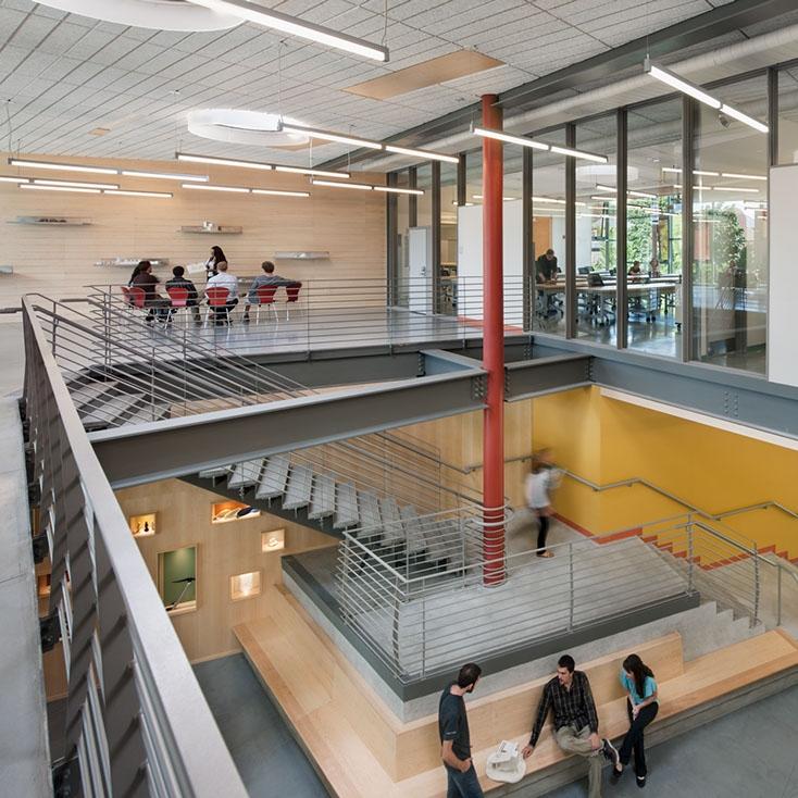 Keene State TDS Center   Architect: Architerra Inc –Boston, MA General Contractor: Engelberth Construction –Keene, NH Awards: Zero-Net Energy Performance