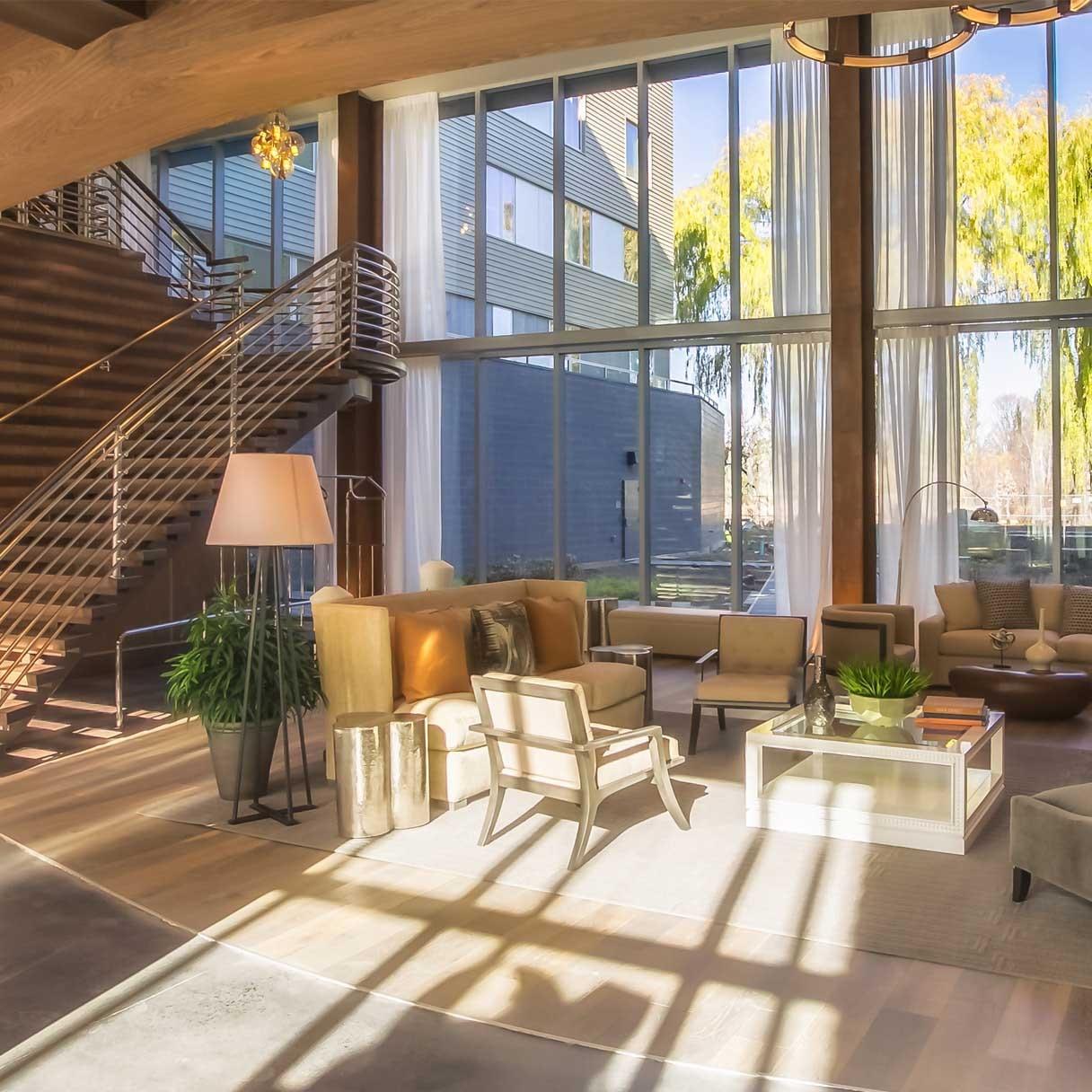 Fuse Cambridge   Cambridge, Massachusetts Luxury Apartments Callahan Construction Cube 3 Architects