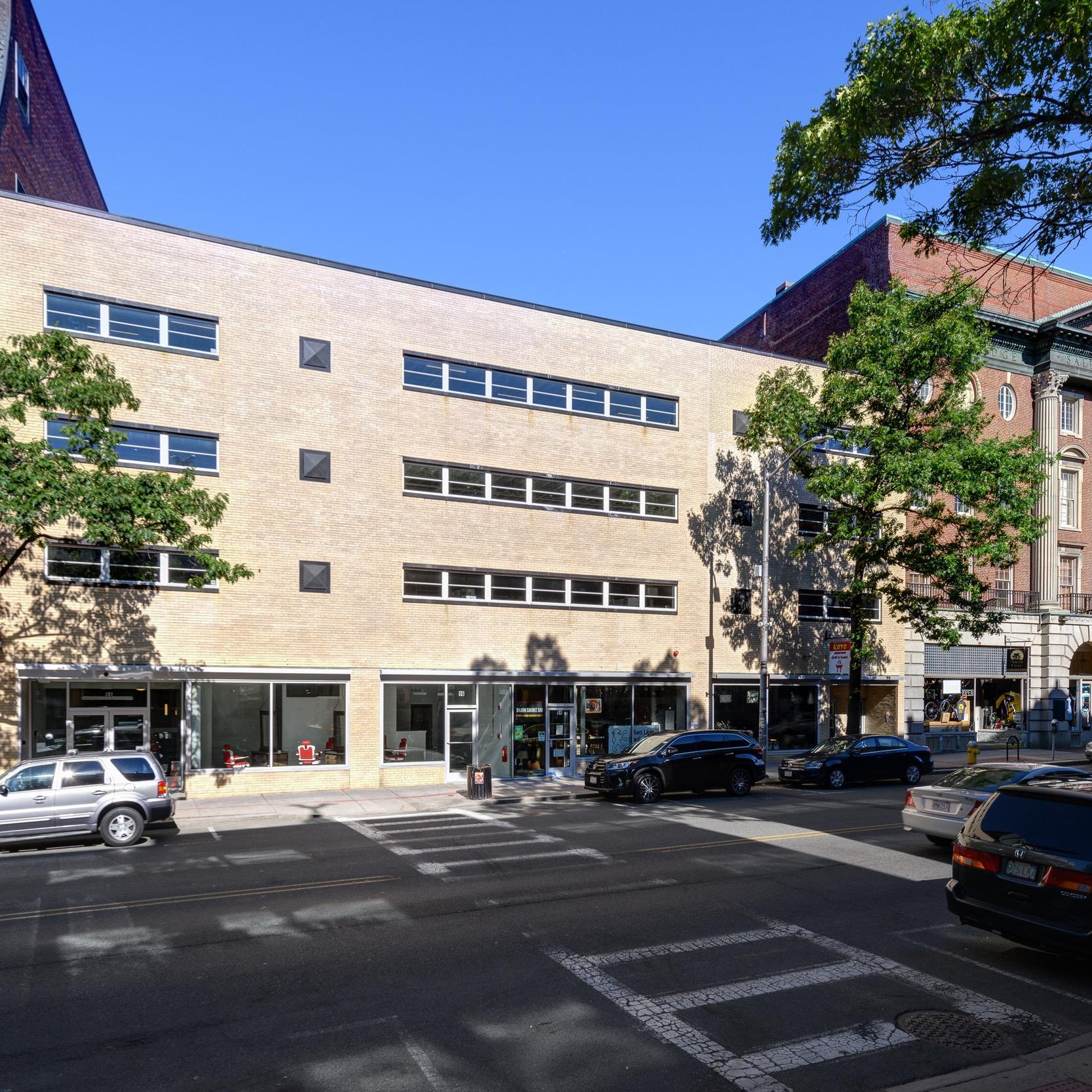 nineZERO Washington   90 Washington Street Salem, MA Contractor: Jewett Construction Architect: Winter Street Architects