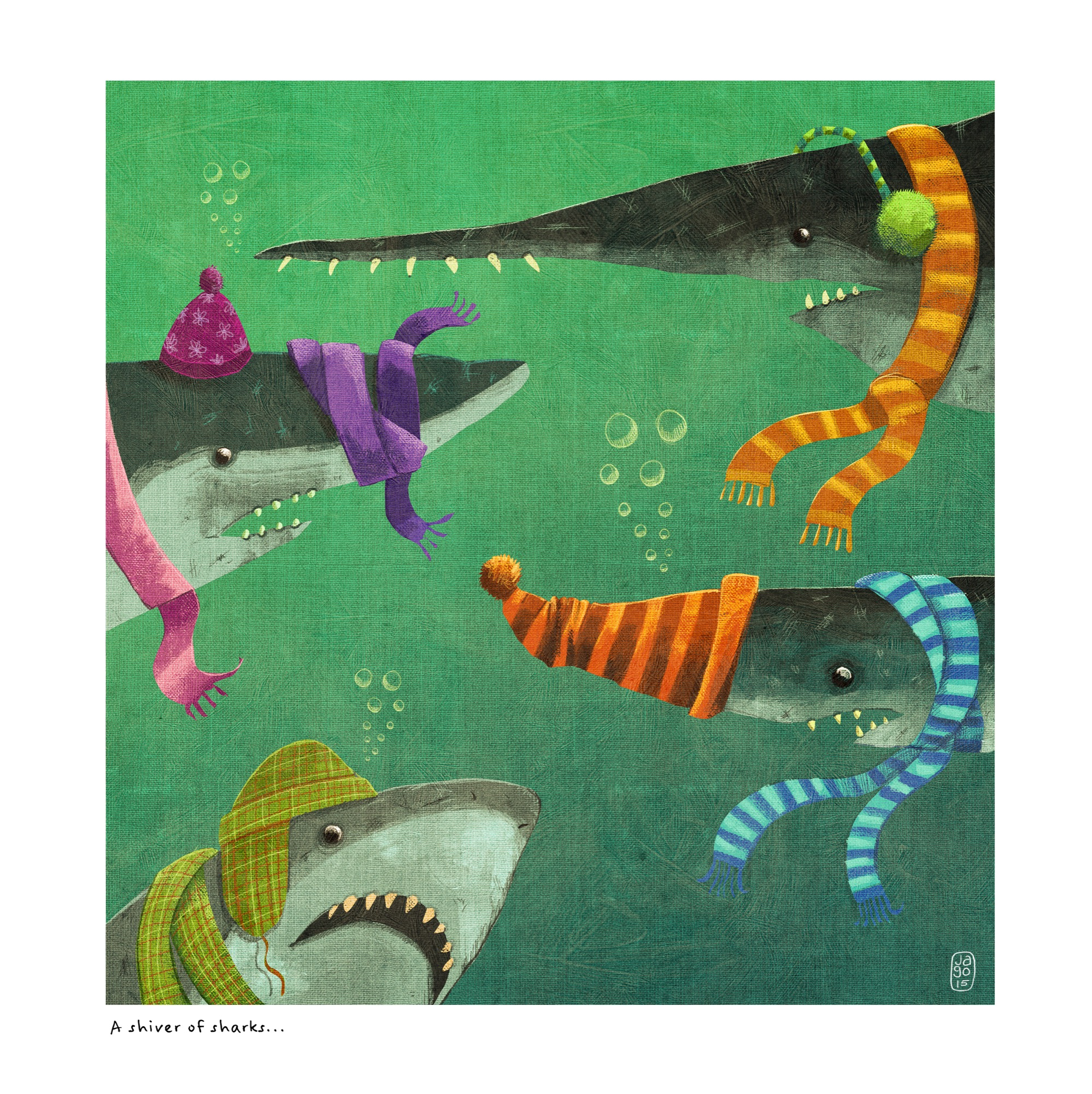 A shiver of sharks 12 x 12 copy.jpg