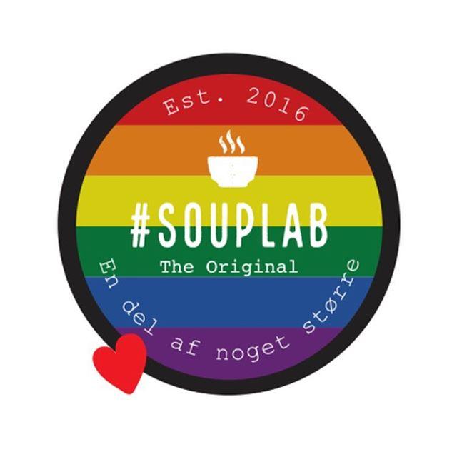 ❤ LOVE IS LOVE ❤ #copenhagenpride #love #pride #kærlighed #souplab