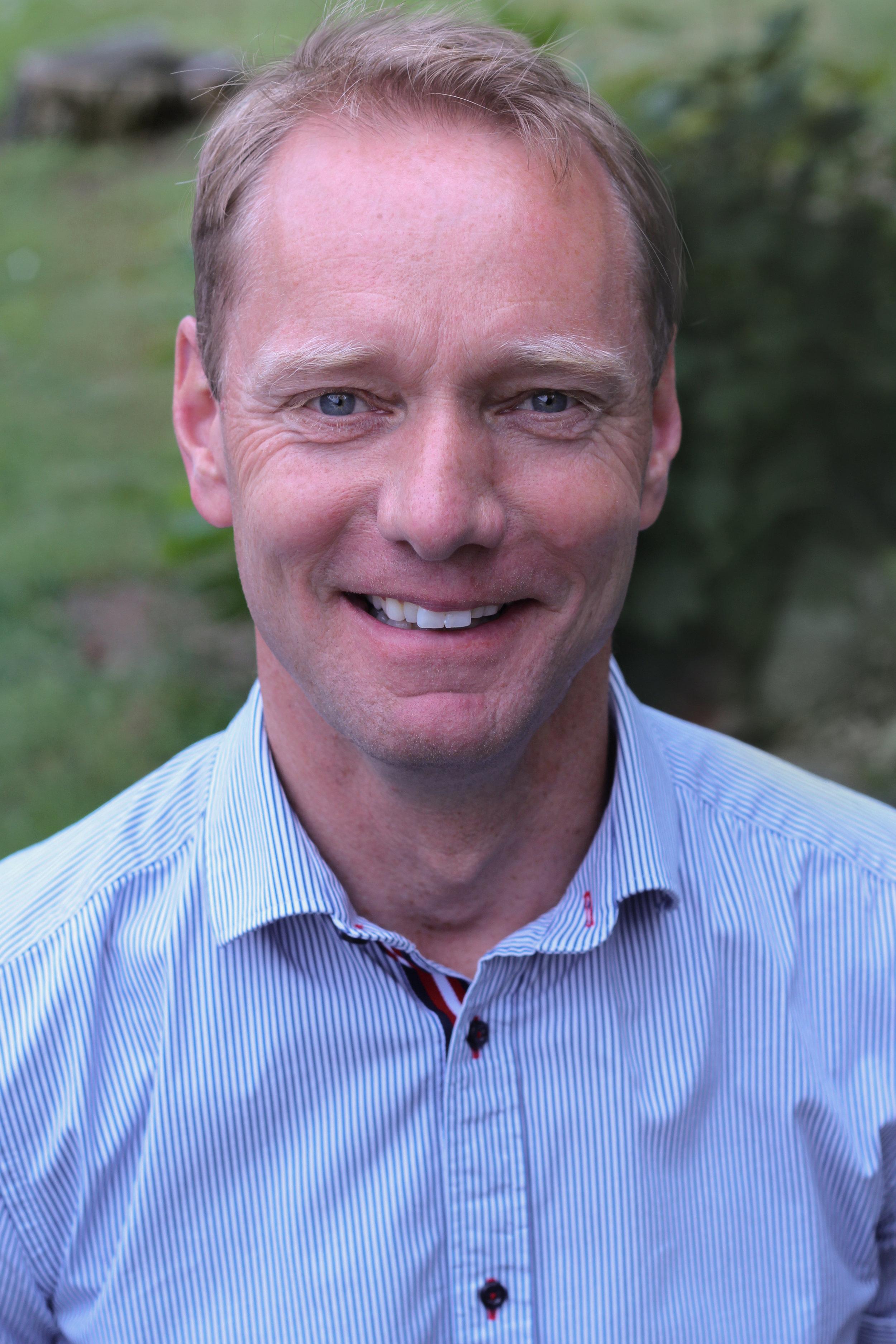 Jörgen Fagerström, vd