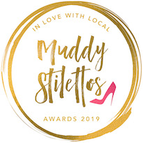 We're Award Winning! - Proud winners of a Muddy 2019 Award… Thanks to all you lovely lot that voted for us.Check us out HERE.