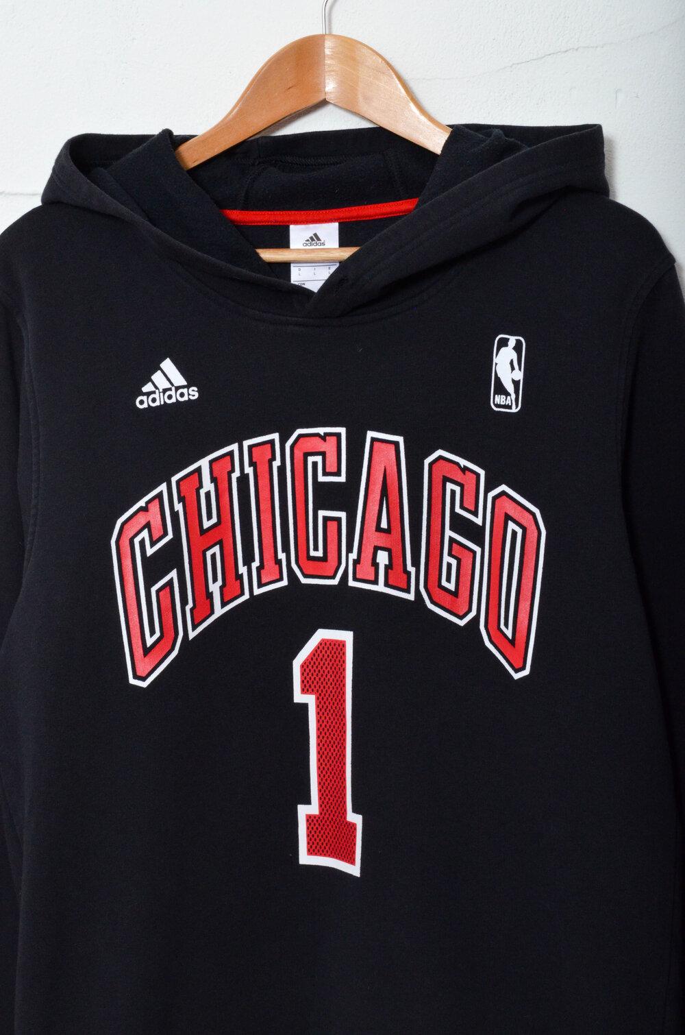 Crítico Supervisar Pasivo  Chicago Bulls Hoodie - Adidas — ATIKA London