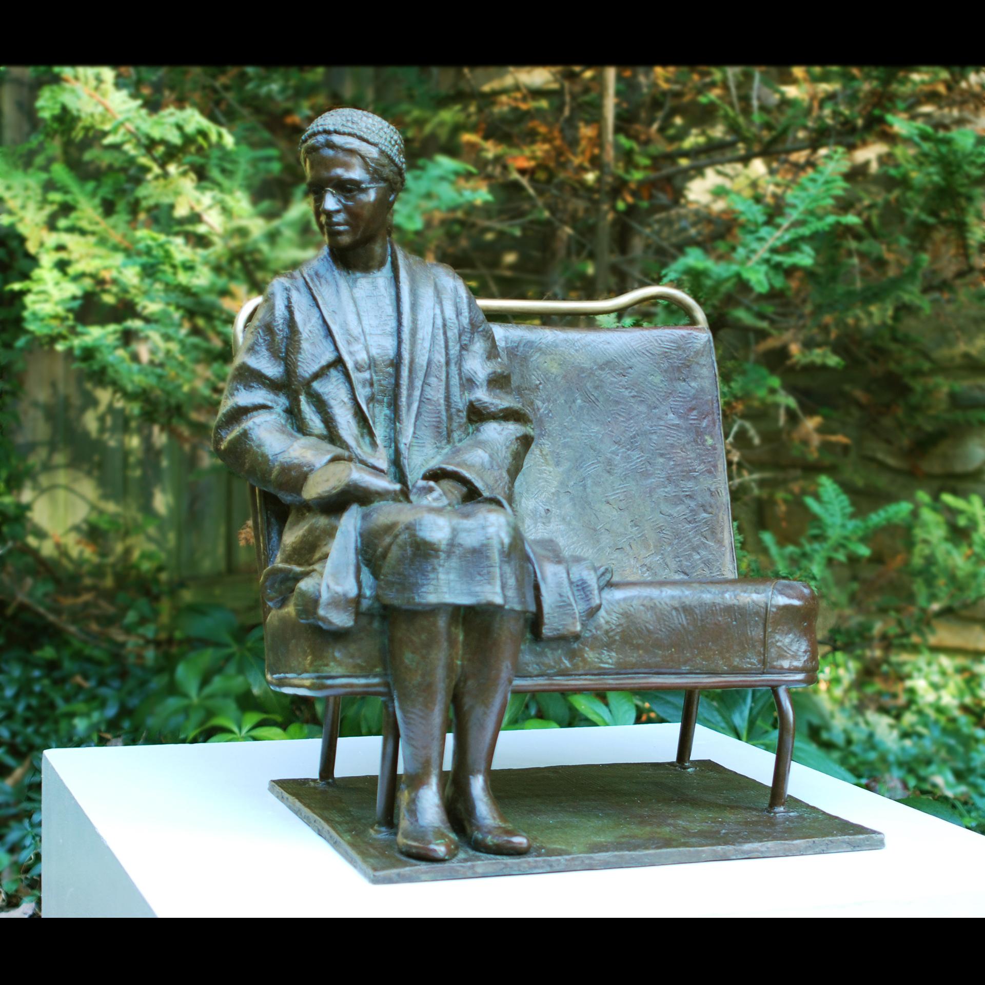 Rosa Parks, Maquette