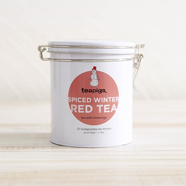 Teapigs Christmas Tea and Tin