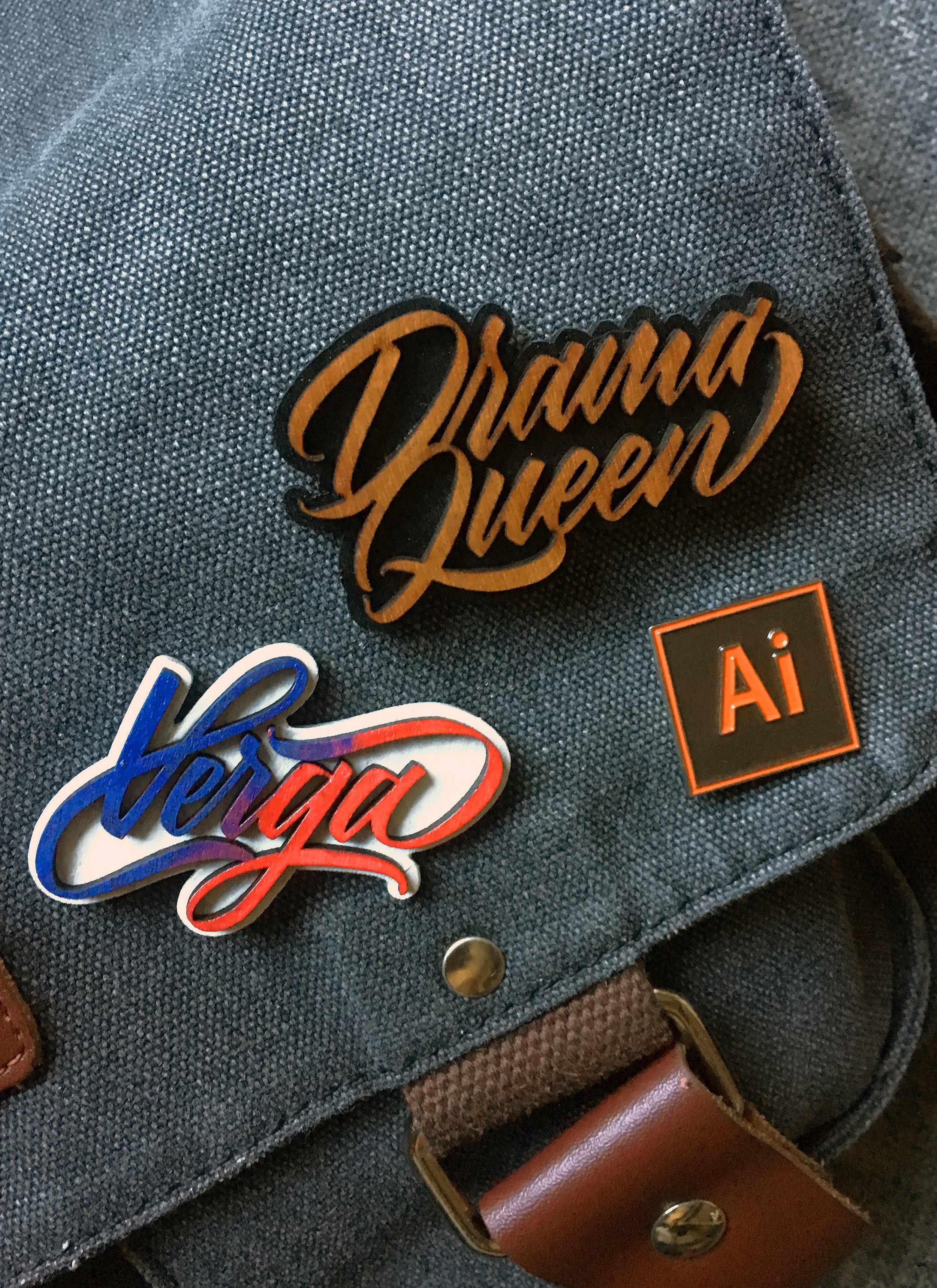 Custom Pins -