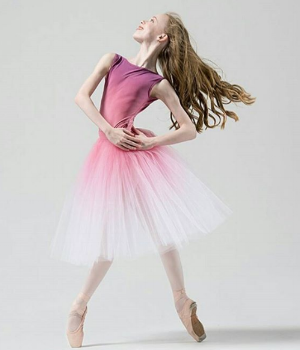 Soft tulle (30 denier)   Model / Elisabeth Beyer Photo Credit / Rachel Neville