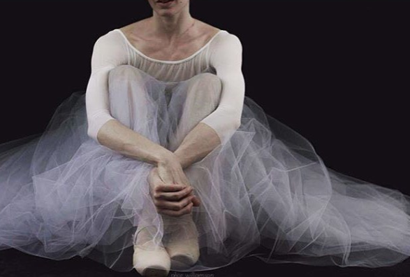 Very Soft tulle (15 denier)    * 25 USD additional for this tulle type    Model / Melissa Hamilton Photo Credit / Alice Williamson