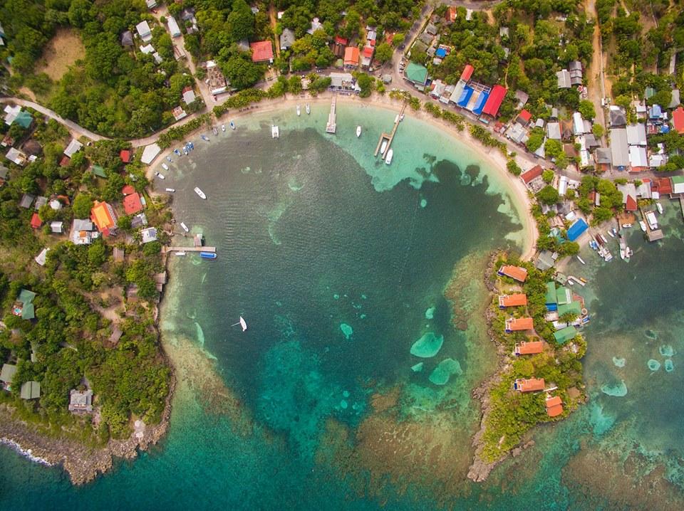 Roatan, Half Moon Bay, Honduras