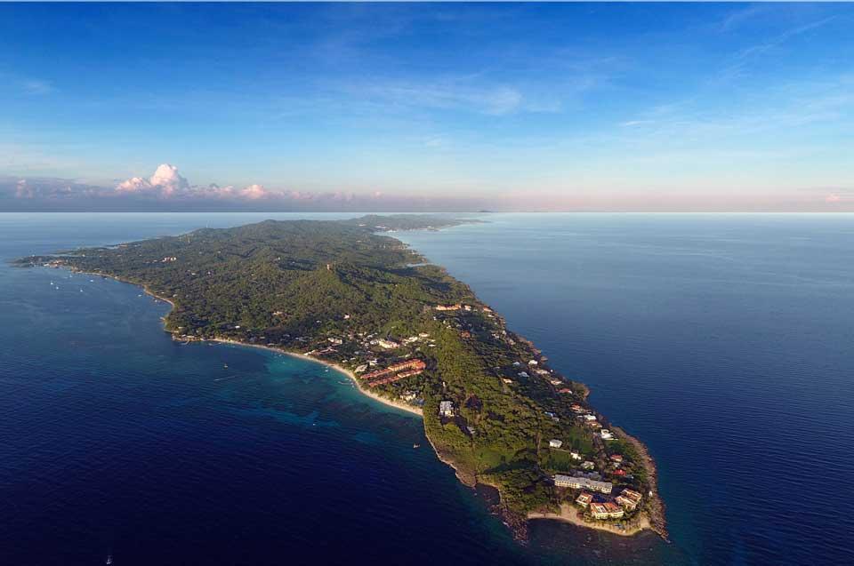 Roatan Isaland, Caribbean coast, Honduras