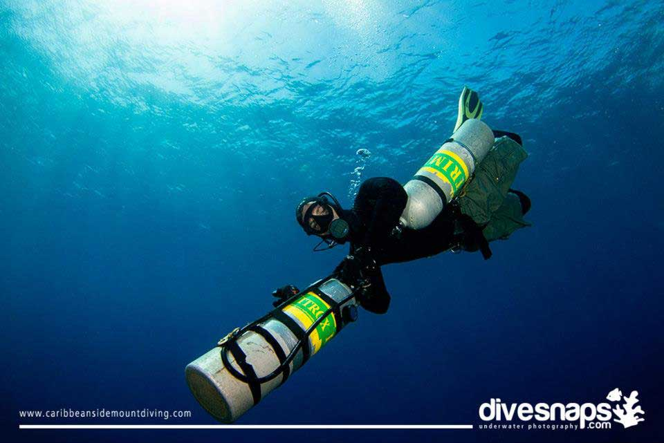 Master Scuba Diver Trainer prep course