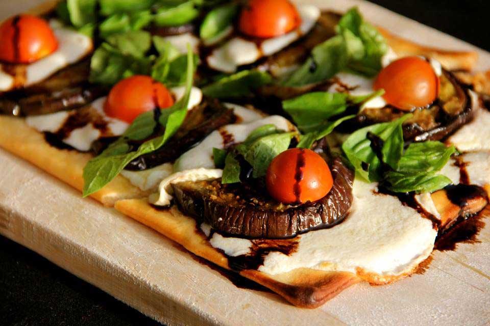 Food at Roatan Oasis Restaurant