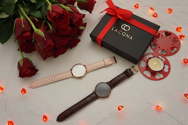 Be the reason someone smile. 15% for valentines. Free shipping.  #lacqnawatches #lacqna #preciousmemory