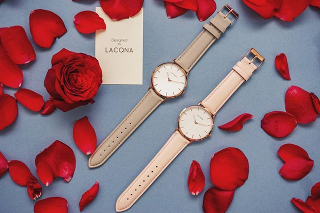 All of me loves all of you. For love need no reason. Valentines promo 15% off. #lacqnawatches #lacqna #preciousmemory