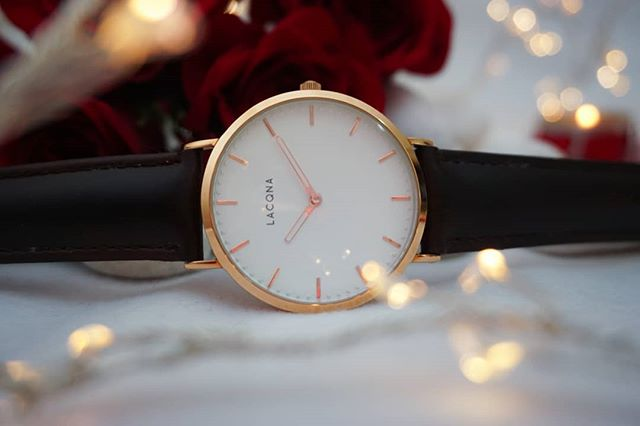 Rumi once said, Lovers don't finally meet somewhere. They're in each other all along. This season show your appreciation to your special one with us. 15% OFF Storewide. #lacqnawatches #lacqna #preciousmemory