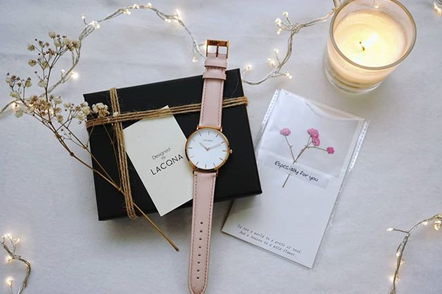 In order to be happy oneself it is necessary to make at least one other person happy. 15% off for all  watches. Free delivery #lacqnawatches #lacqna #preciousmemory