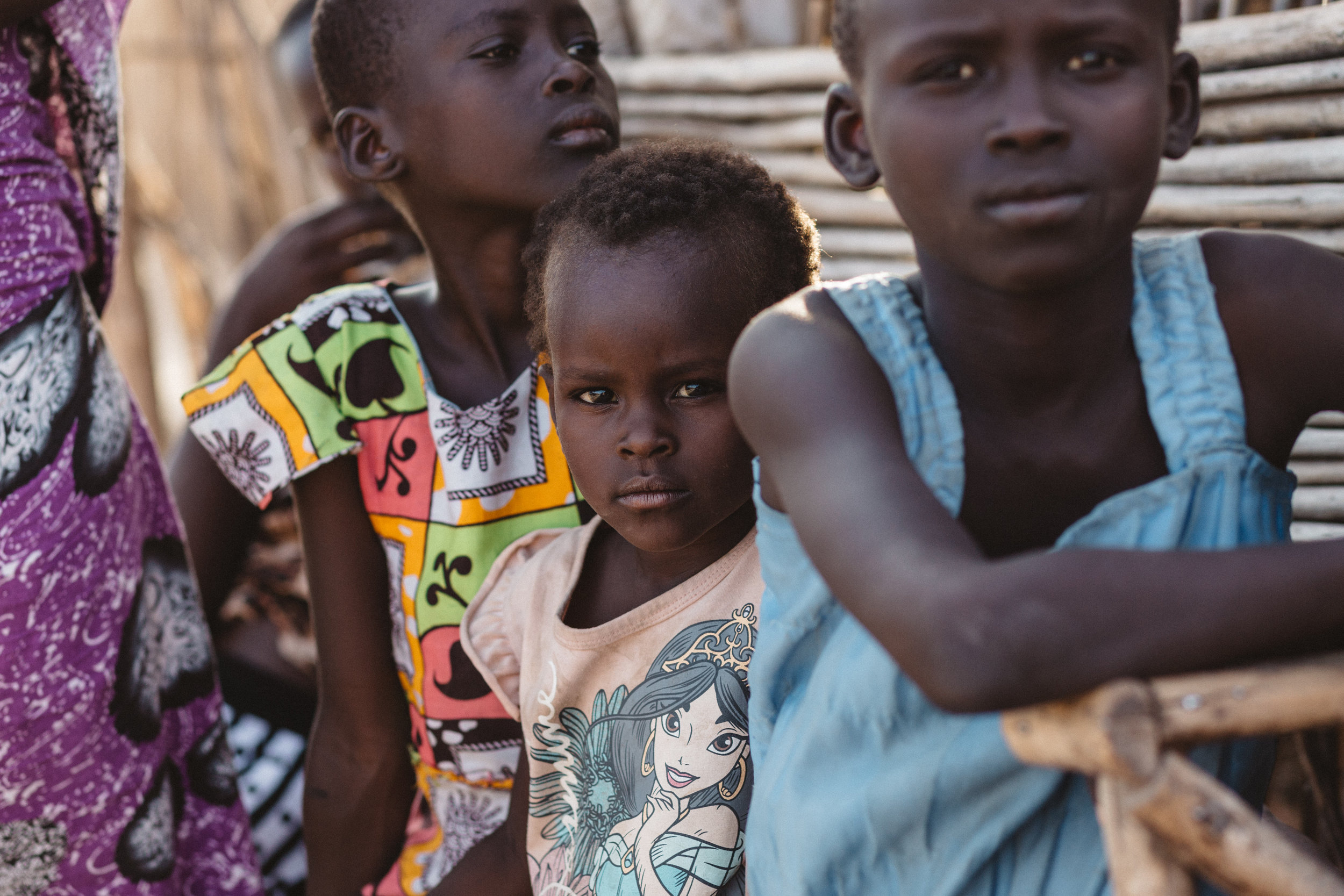 Daniel's parents died when he was born, so he now lives with his step-parents and eleven step-siblings in Turkana.