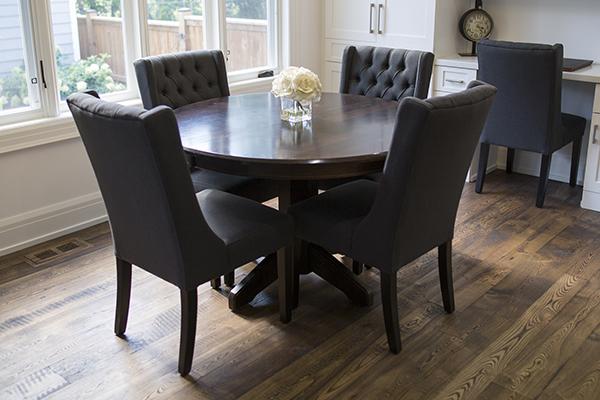 Custom Built Wood Tables