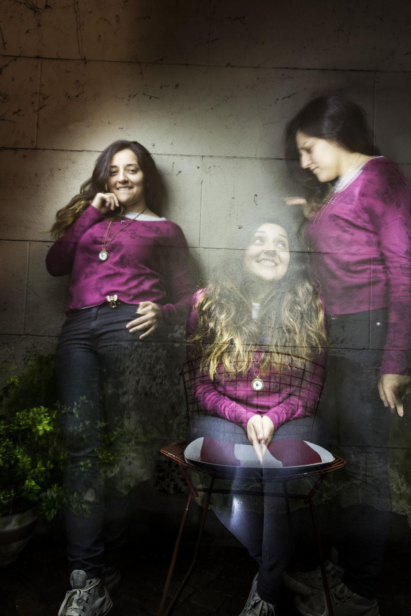 Mailén Romero,  Experiencia nocturna con los alumnos de Fotografia Digital