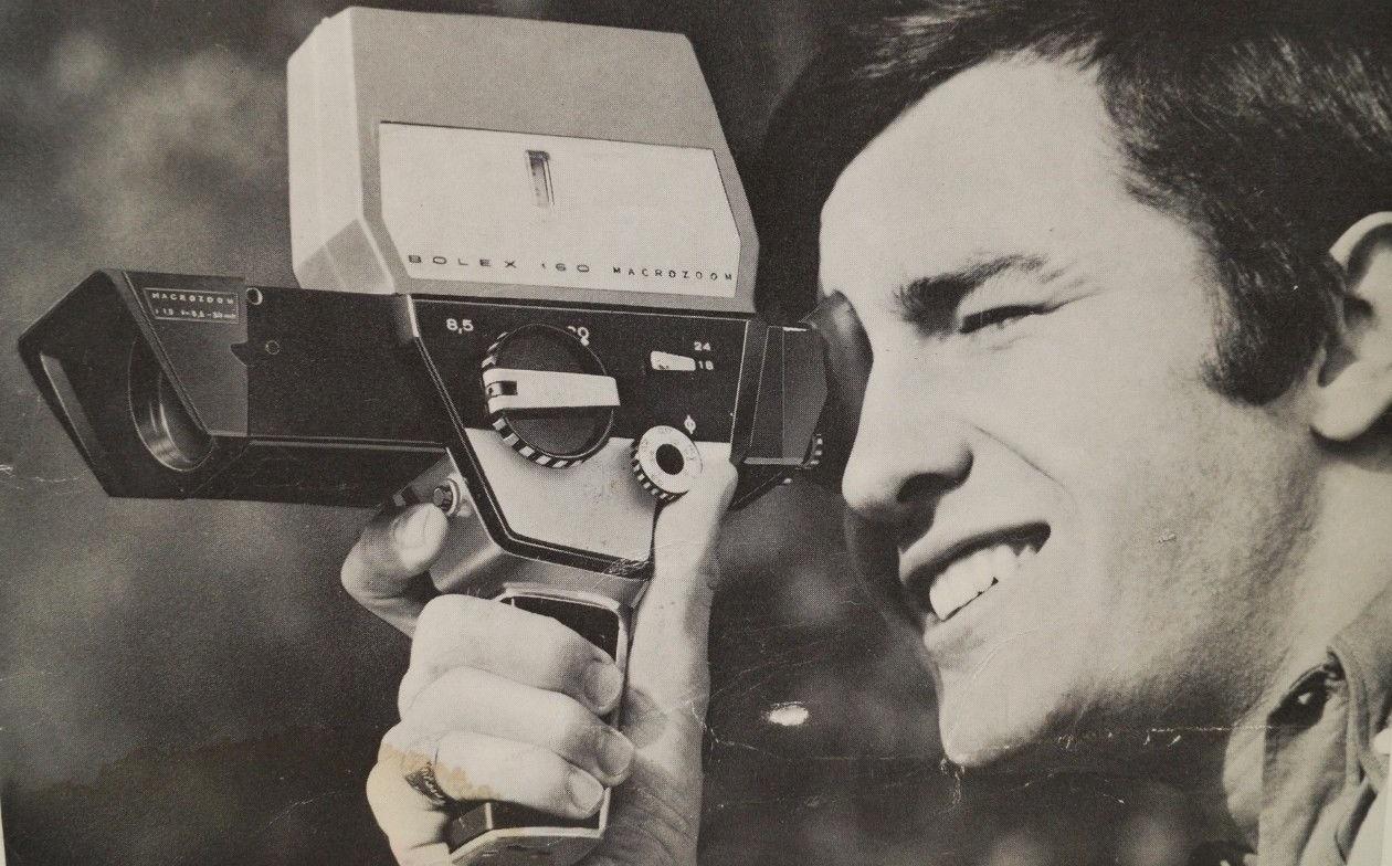 ¡Apuntar y Disparar! - Introducción al Cine en Super8