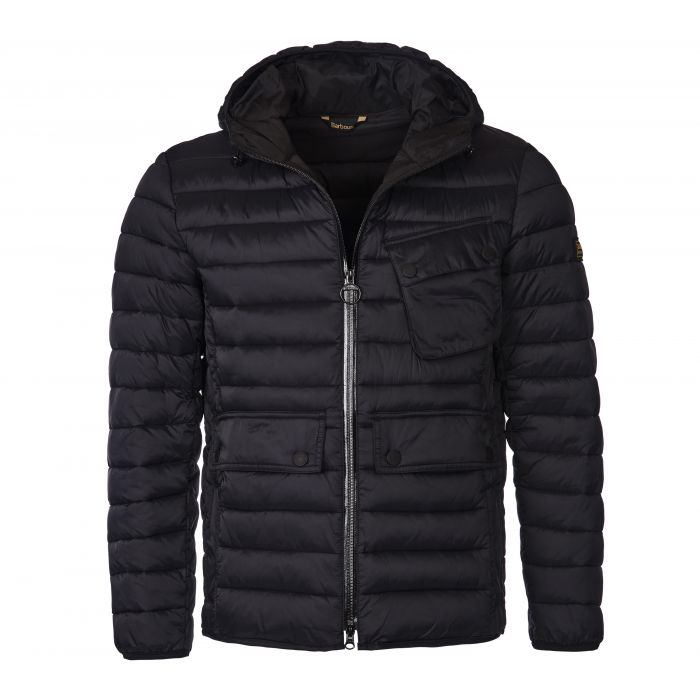Ouston quilted jacket Barour International