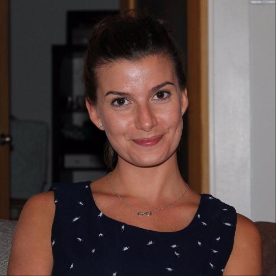 Dr. Laura Hamilton ~ 2016