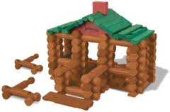 Everyone LOVES Lincoln Logs