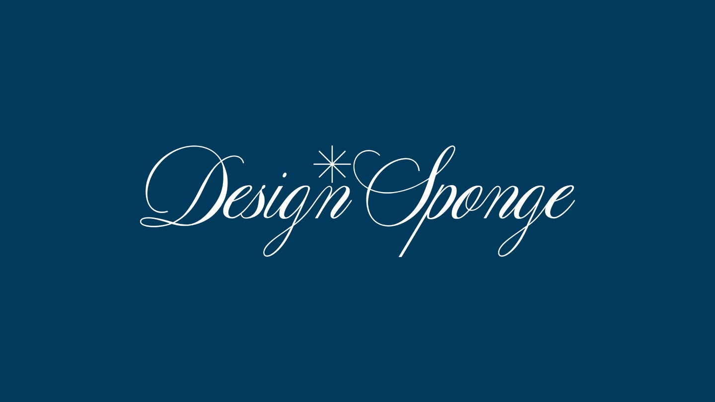 Design Sponge Article