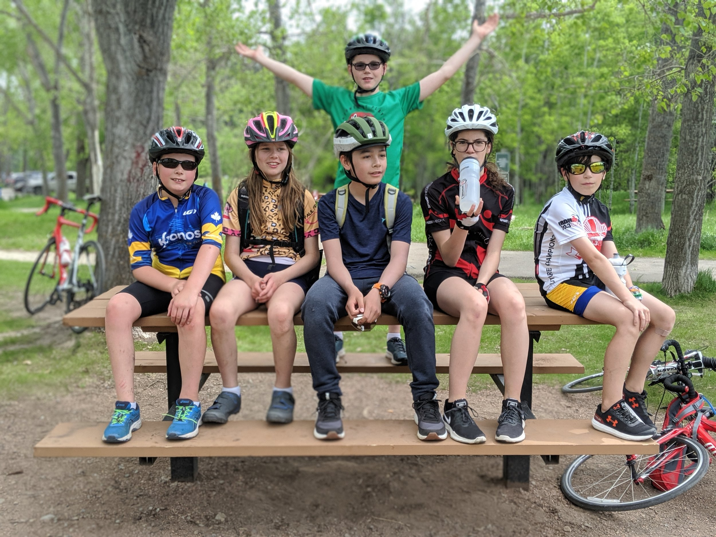 Mid Ride Spring Camp 2019