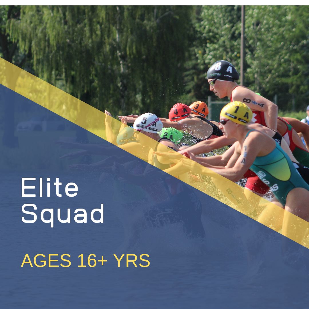 Elite Triathlon Squad in Calgary