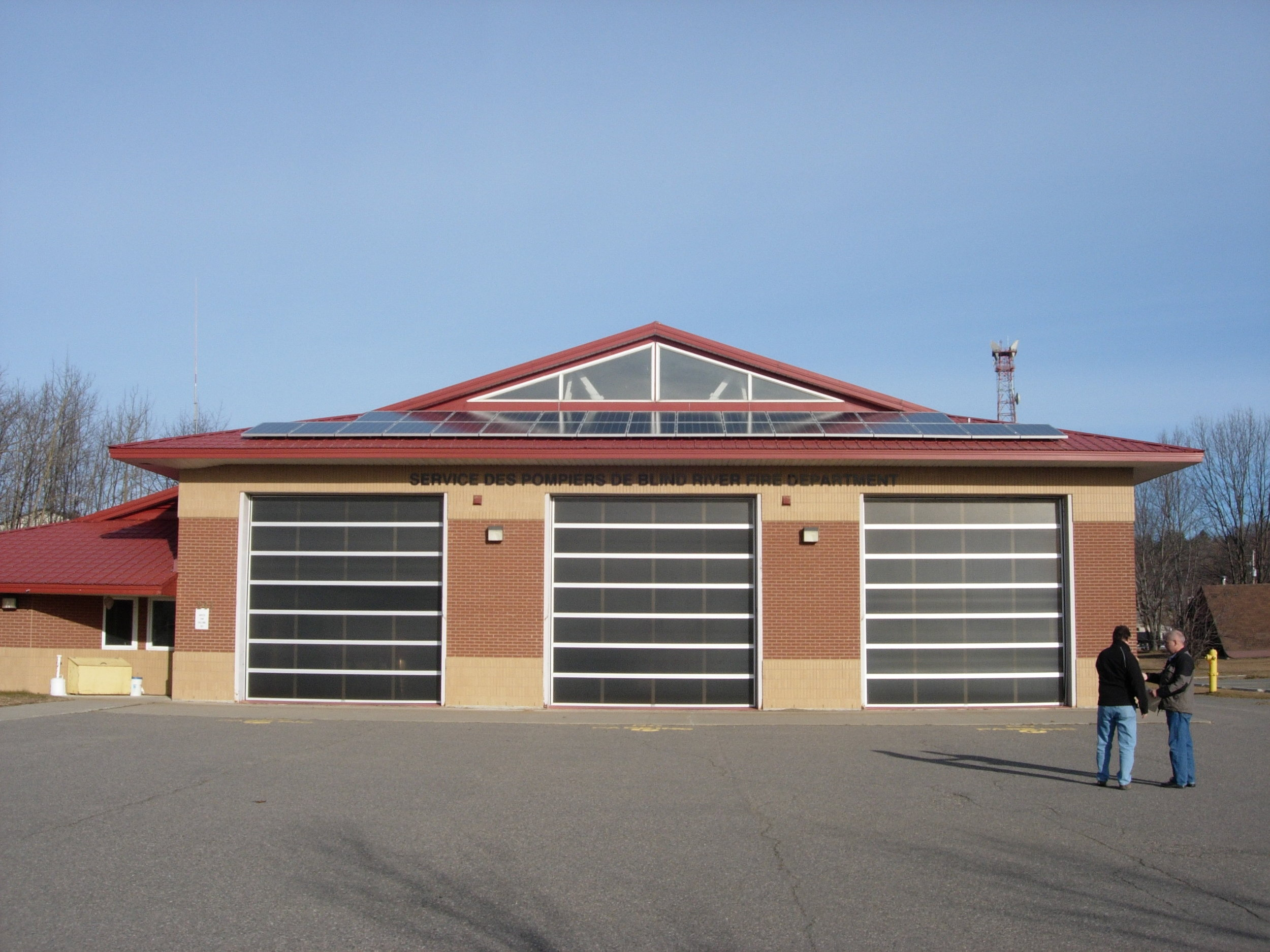 Blind River Fire Hall.JPG