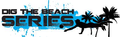 Dig the beach Logo