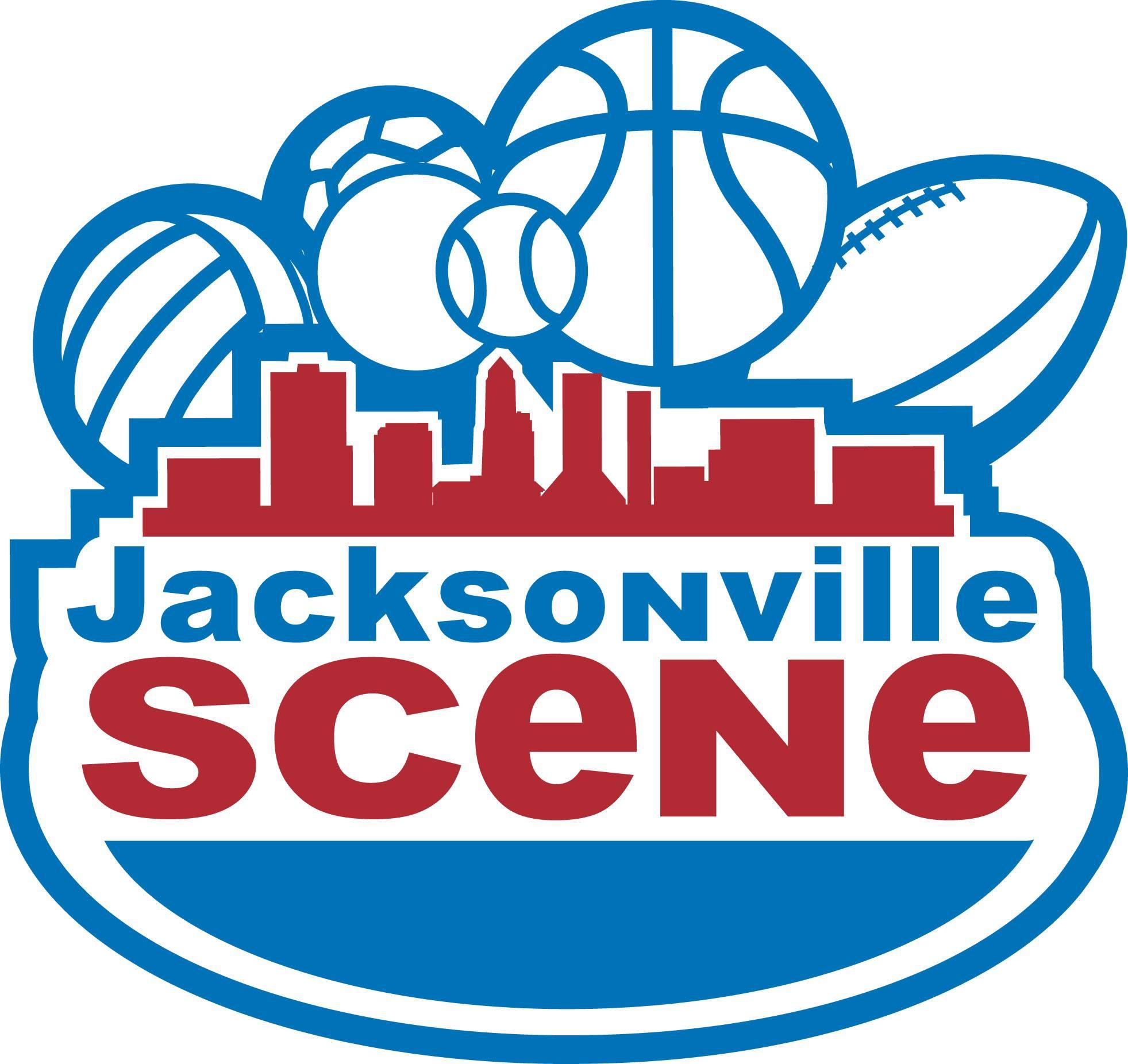 Jacksonville Scene beach volleyball