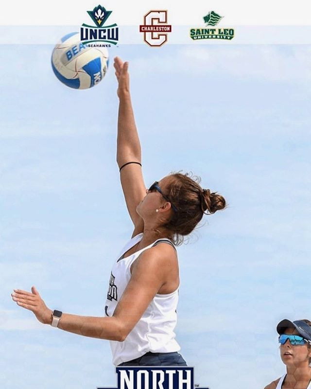 🏐 Come support the Lady Ospreys in their invitational tournament today! Matches start at 830am, Ospreys at 1030 on the south side of the pier. #allwedoiswin #winnerwinnerchickendinner #letsgoooo #swoop #unf #ladyospreys #jacksonvillebeach #jaxbeach #supportlocal #jbvb #growthegame @unf_beachvb