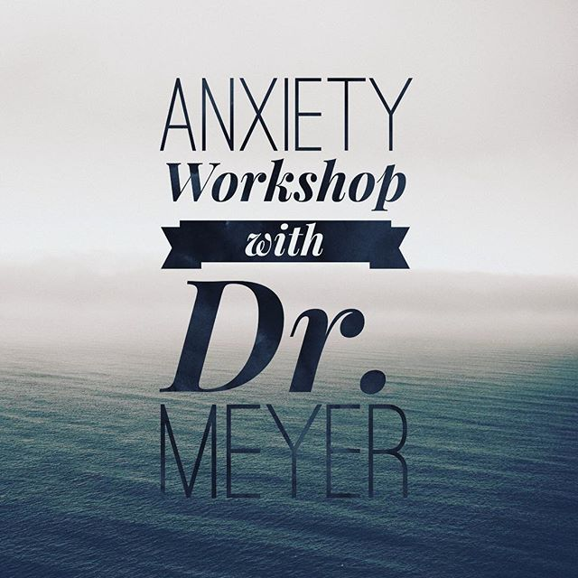 Dr. Meyer is going to offer her three hour anxiety workshop in the next few months. Please email her if you have any interest in attending. We will cover important topics like anxiety education, breathing and relaxation techniques and information about how and when to consider medication. Assessing interest level now to see how many classes I will offer and at what times. Email: DrMeyer@NeumaPsych.com for questions and further info.