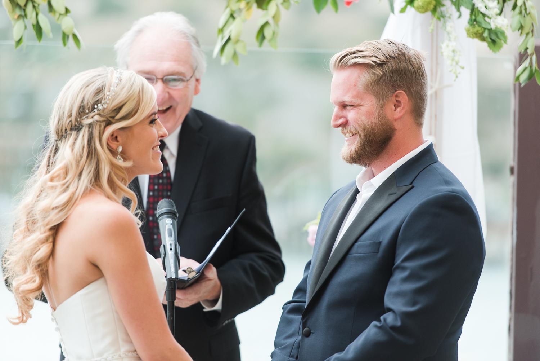 Dana Point Harbor Wedding Vows