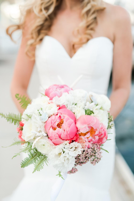 Dana Point Harbor Wedding Florals