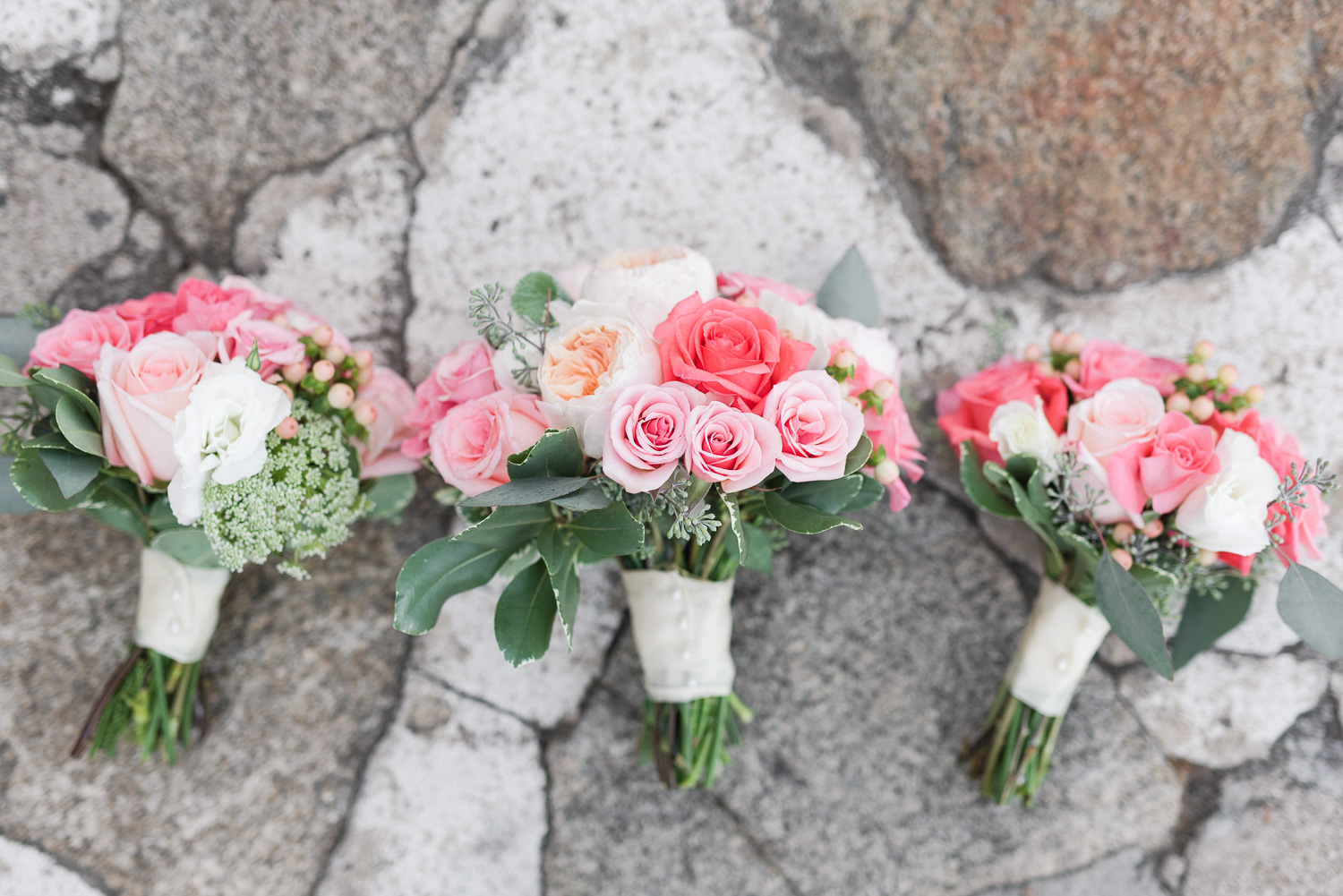 Mt. Woodson Castle Wedding // Brandi Welles Photographer // Bouquets