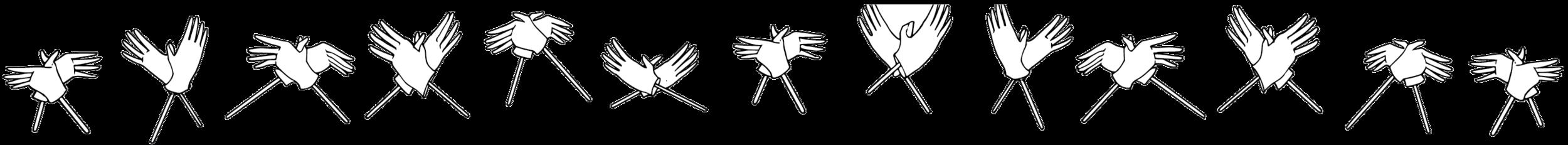 New Creatures hand logo