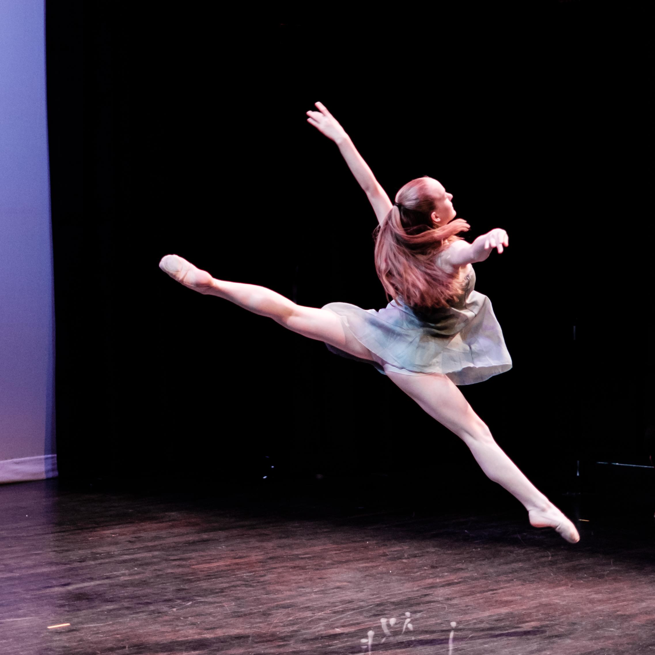 Jenny Simon Friedenberg (Choreographer)