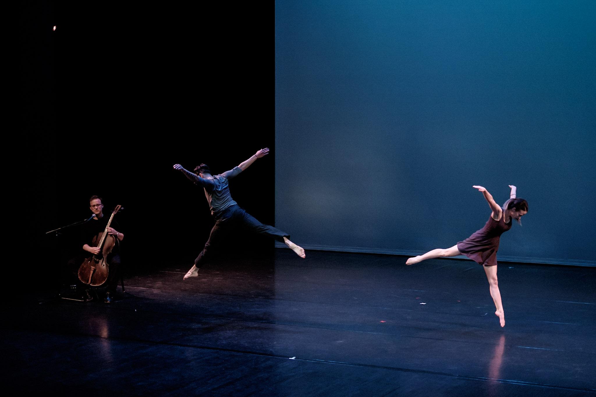 Vandivier Ford Dance Company (w/ Ben Sollee)