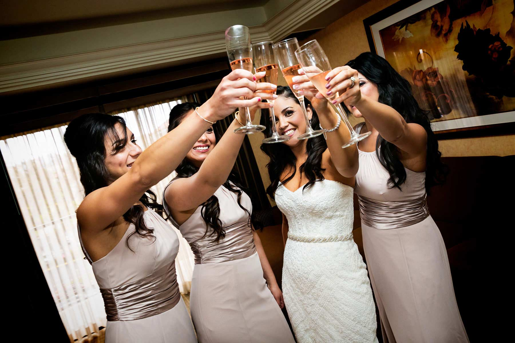 Navigating the Wedding Minefield with TeamBride.  CLICK TO READ